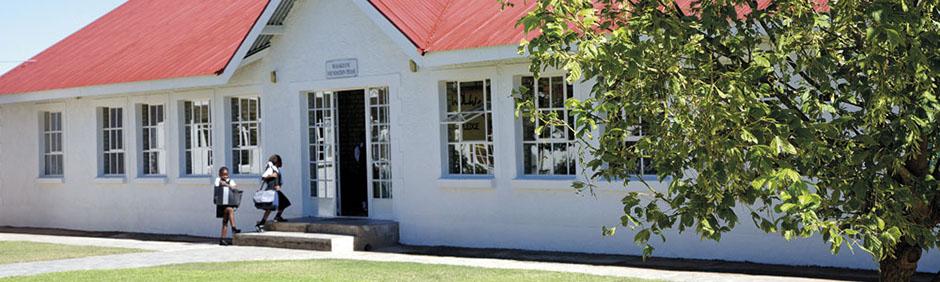 hcet school building