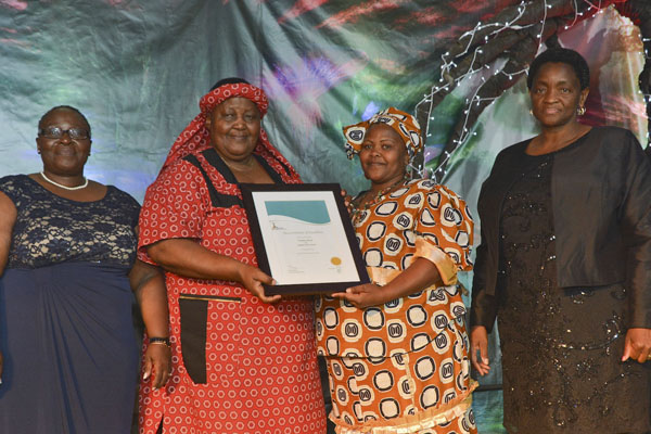 national ECD award